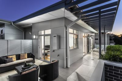 Designer Penthouse Living with Ideal Northerly Aspect