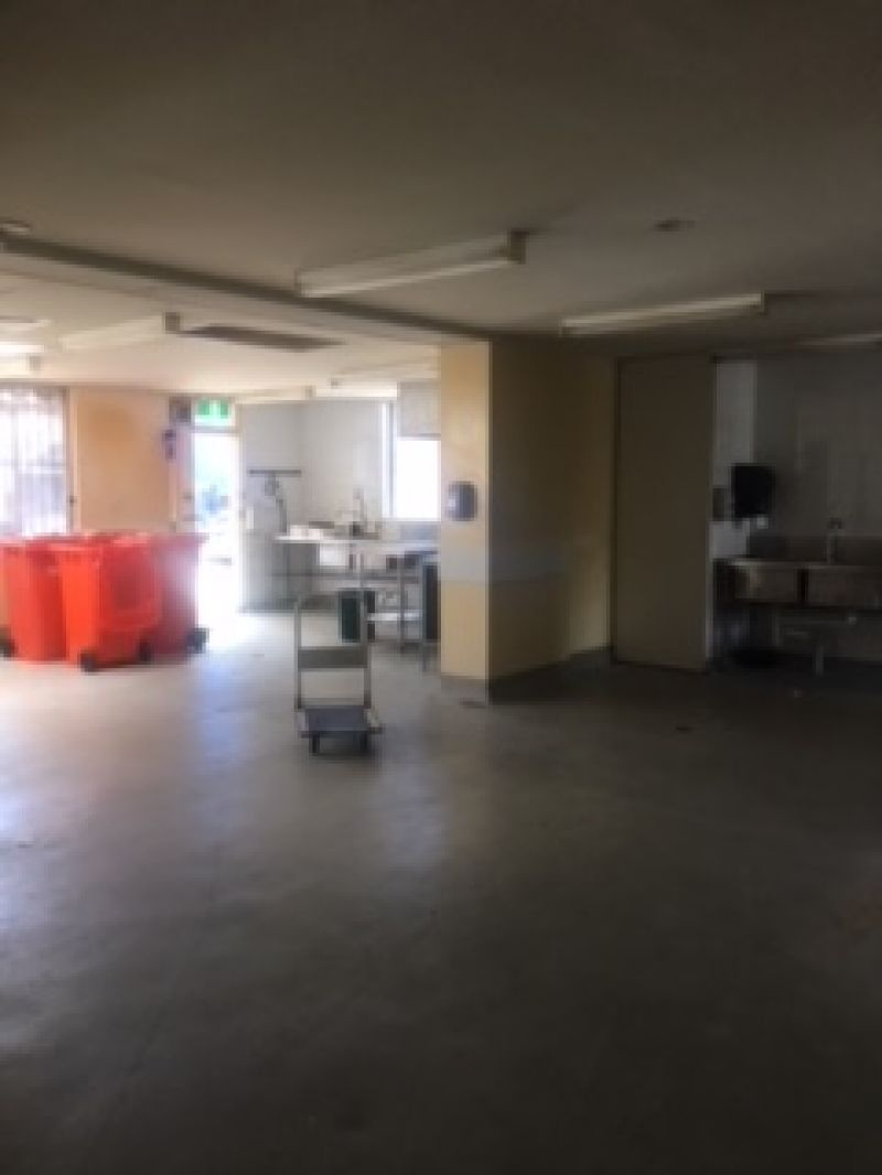 Catering business set up