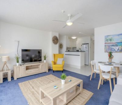 Freshly renovated beachside living - Furnished