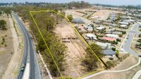 90 town house - DA approved development site. Potential for 50 lot subdivision (TBCBC).