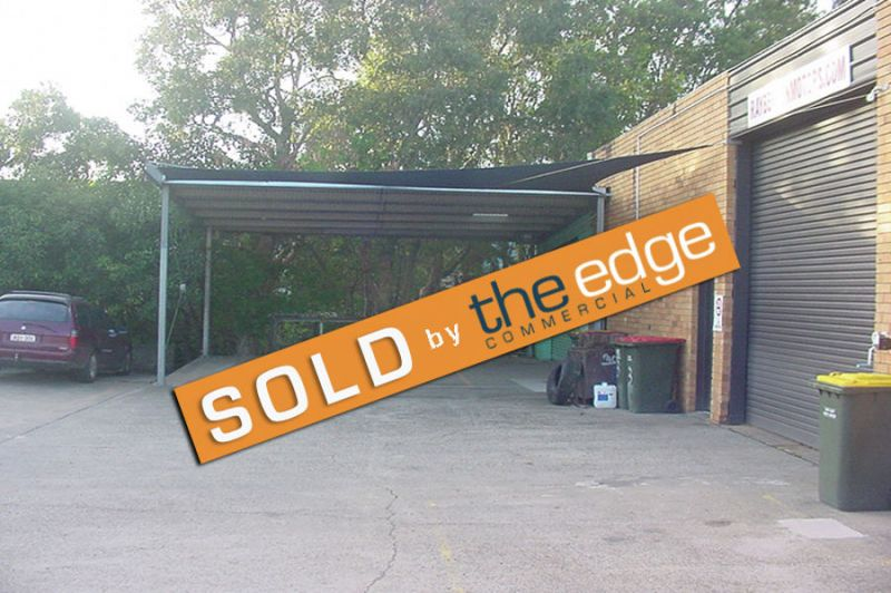 SOLD BY THE EDGE COMMERCIAL...