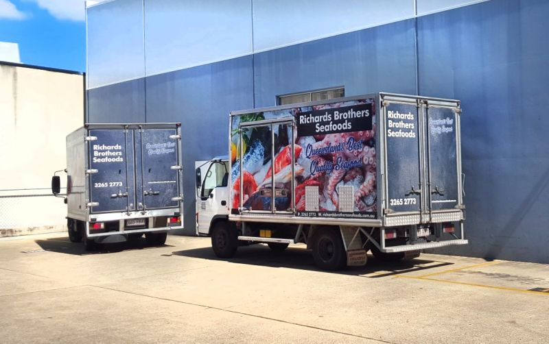 INVESTMENT SALE LEASED BY ESTABLISHED SEAFOOD BUSINESS
