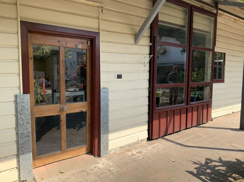 Iconic Old Butter Factory - lease opportunity in Bellingen