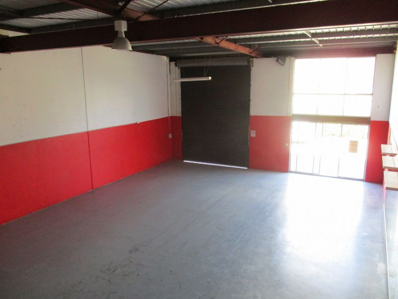 Tidy Industrial Unit (184sqm*) Price Reduced.
