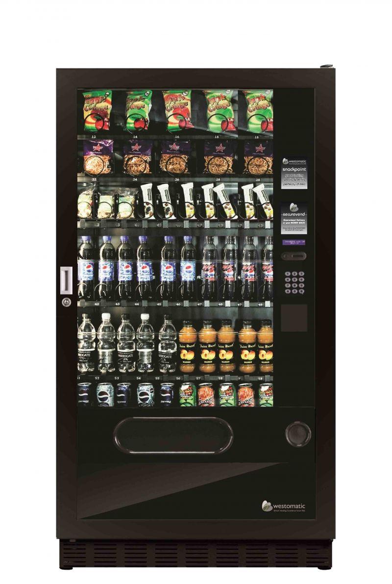 Successful Vending Machine Business