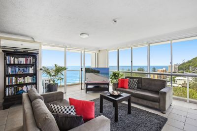 SPECTACULAR MILLION DOLLAR VIEWS OF BURLEIGH POINT