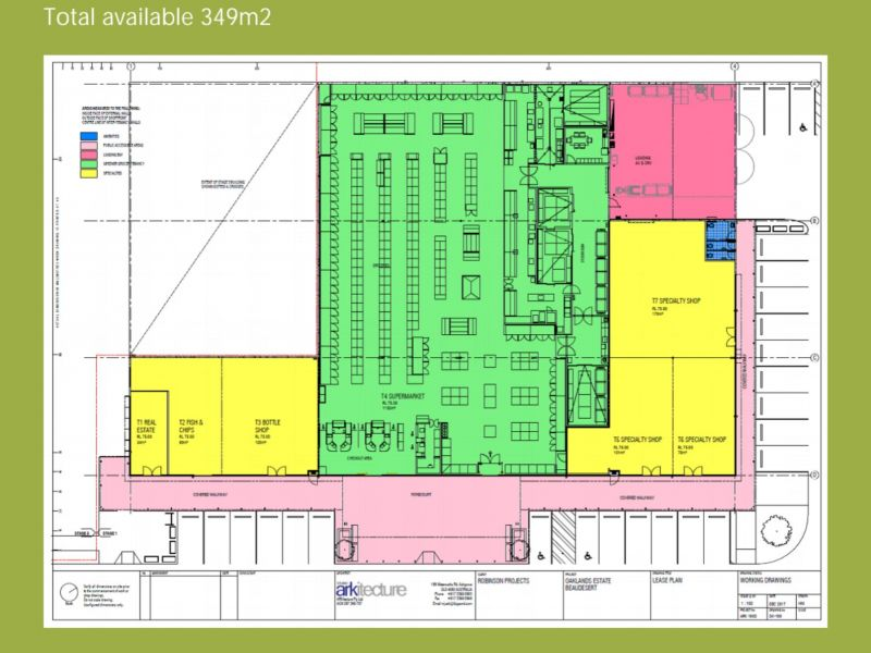 RETAIL OPPORTUNITY IN NEWLY CONSTRUCTED OAKLAND ESTATE SHOPPING CENTRE