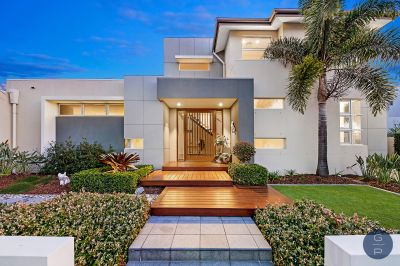 Absolute Golf Course Position with Award Winning Luxury Home