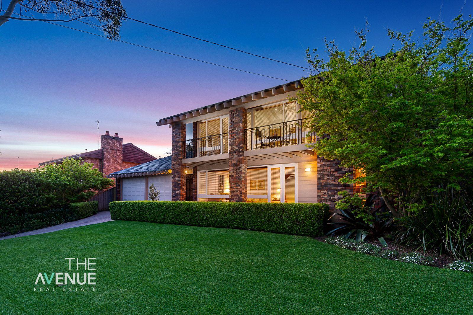 22 Brunette Drive, Castle Hill NSW 2154