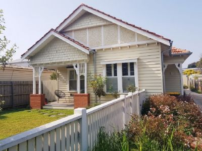LOCATION ,LOCATION BE WELCOMED INTO THIS THREE BEDROOM BEAUTY