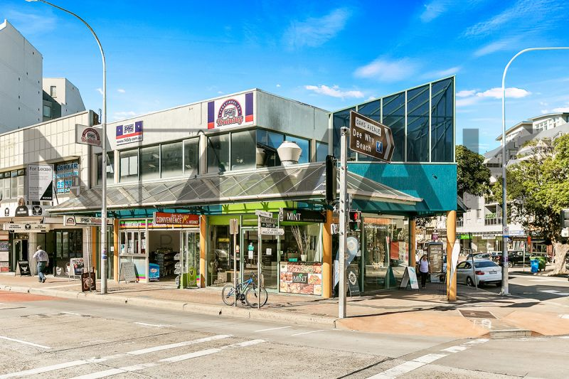 SOLD BY MICHAEL BURGIO 043 0344 700! DEE WHY'S MOST PROMINENT CORNER! HUGE INVESTMENT & DEVELOPMENT OPP!