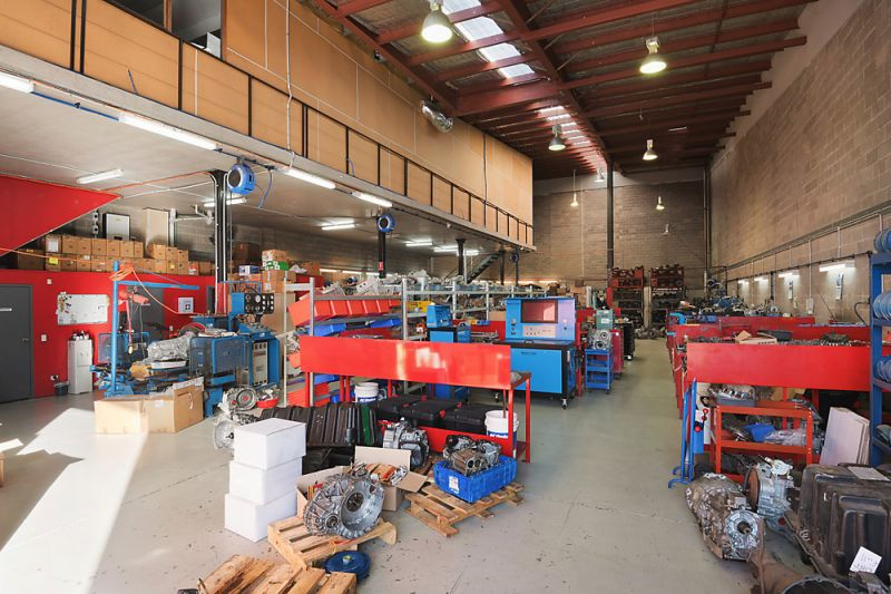 Rare & Wanted Industrial strata unit