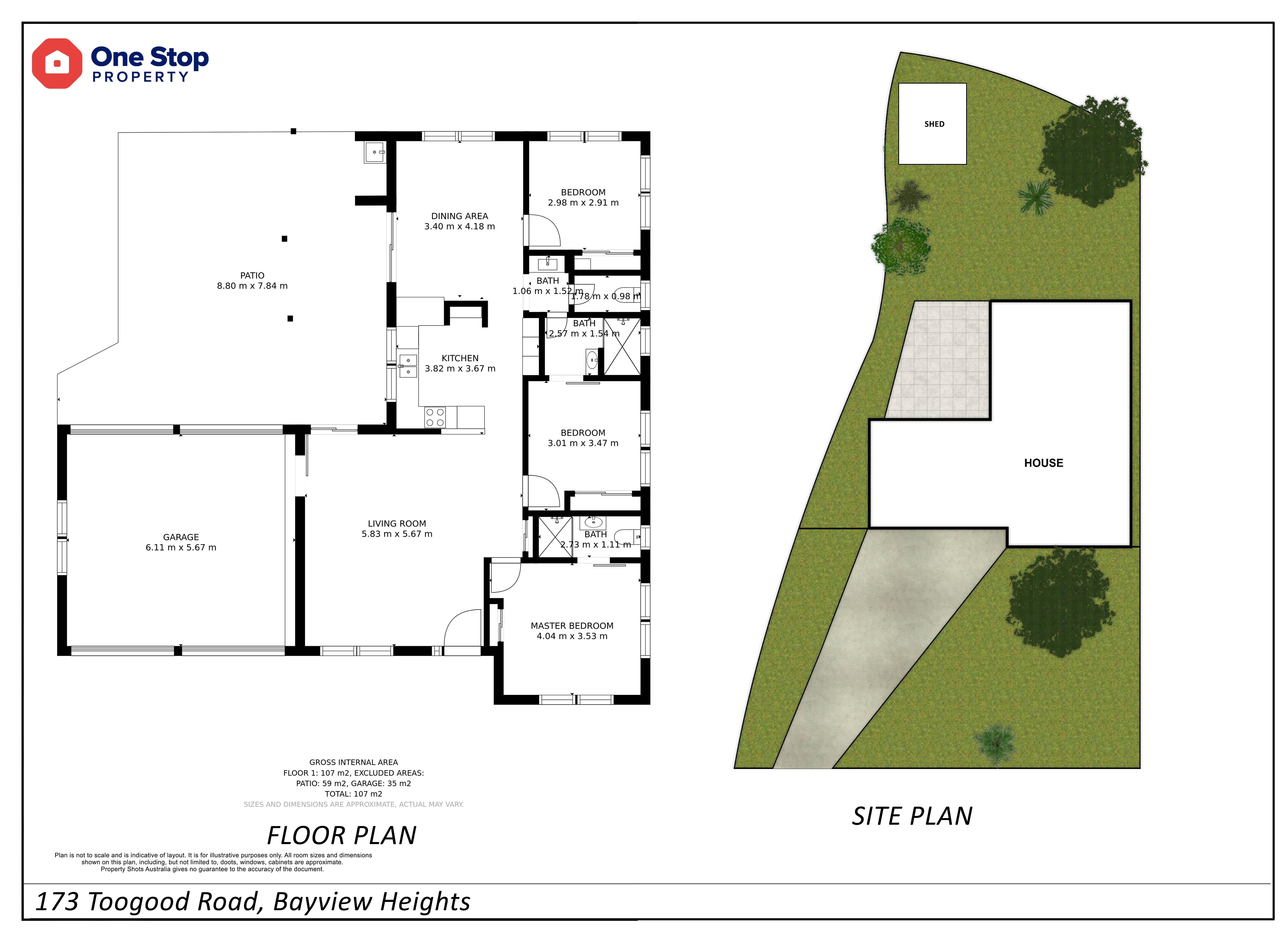 173 Toogood Road, Bayview Heights QLD 4868