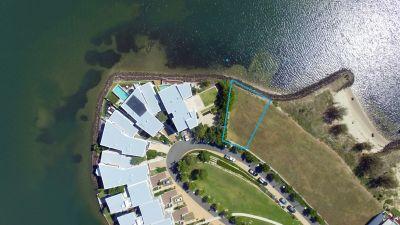 Last Chance to Buy Prime Waterfront Land on Ephraim Island!