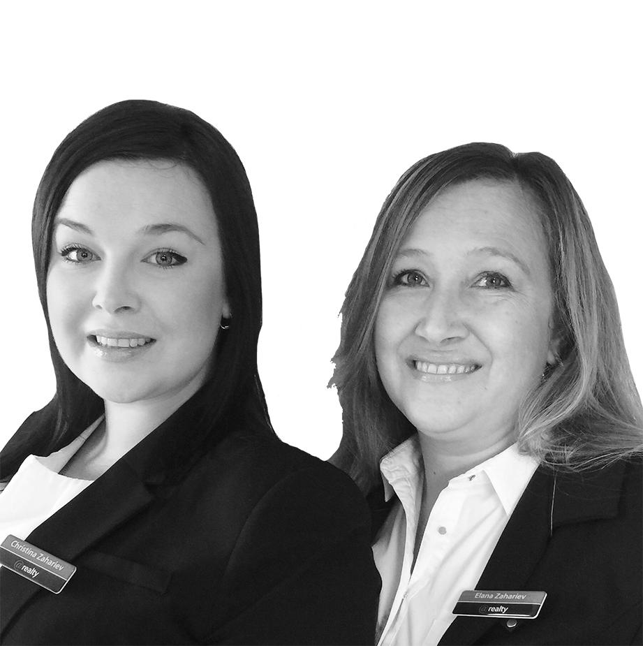 Elana & Christina Zahariev Real Estate Agent