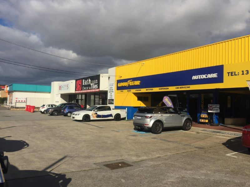 HIGH PROFILE - LEASED INVESTMENT OPPORTUNITY