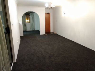 Brand New Carpets, Large 2 Bedroom Unit -  2 min walk to Westfield Parramatta, Large UndercoverBalcony