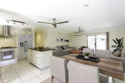 Neat and Modern House - 3 bedrooms + Office Fantastic Location on a Spacious Block