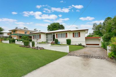 SOLID FAMILY HOME IN QUIET YET CENTRAL LOCATION