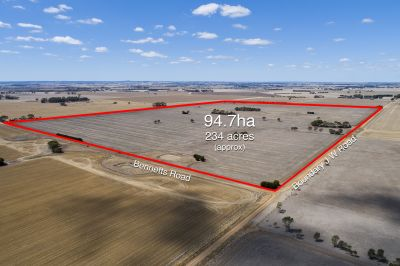 Werneth District - Productive Cropping Land 94.8ha 234 acres (approx.)