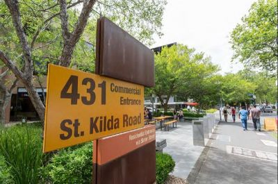 Whole Level 2, 431 St Kilda Road, Melbourne