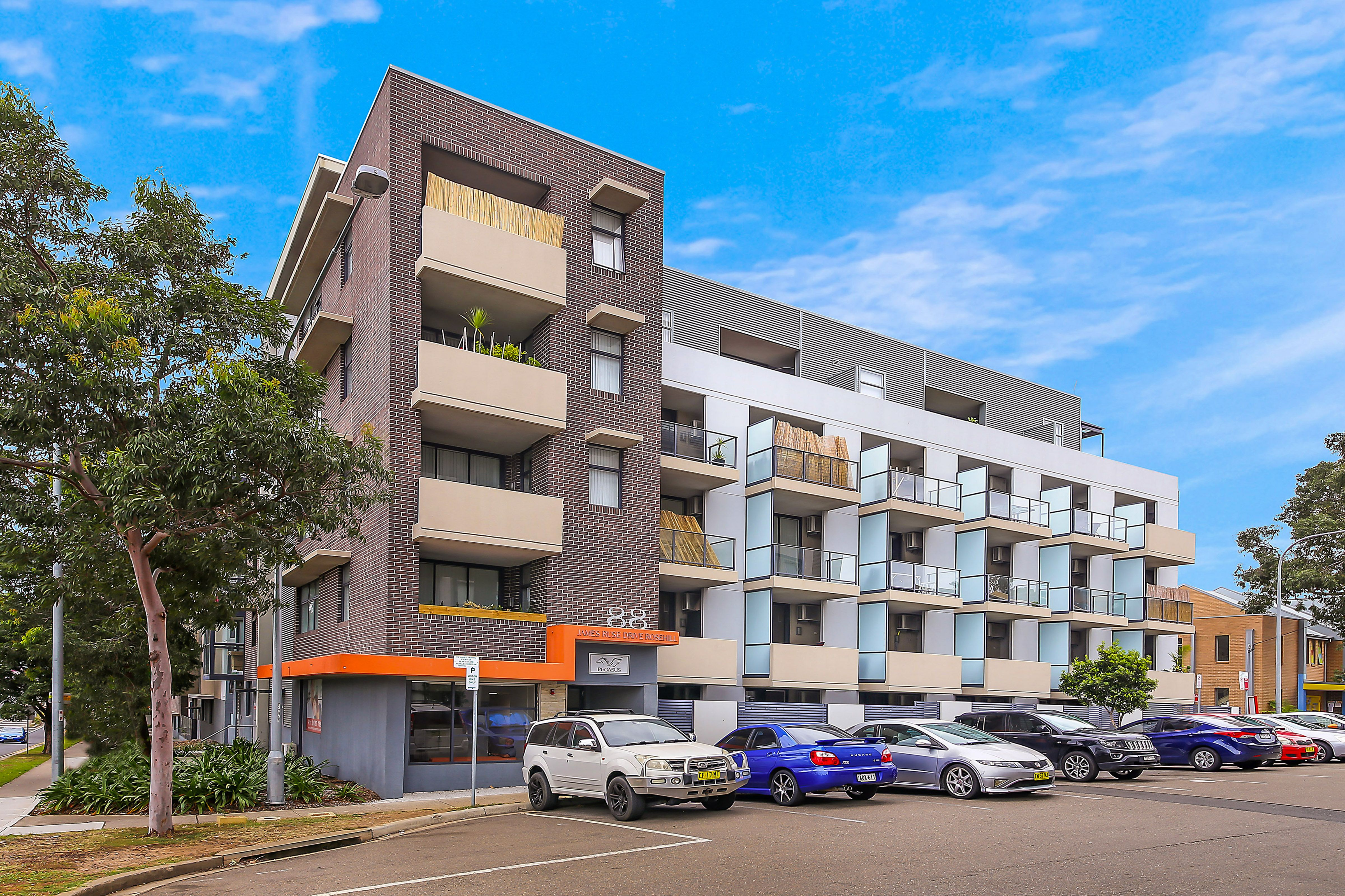 69/88 James Ruse Drive, Rosehill