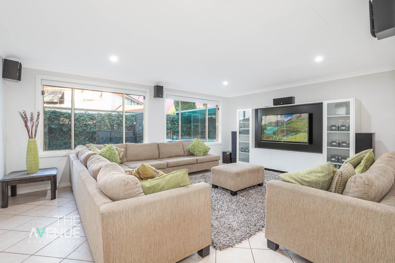 18 Cigolini Place, Kellyville NSW 2155