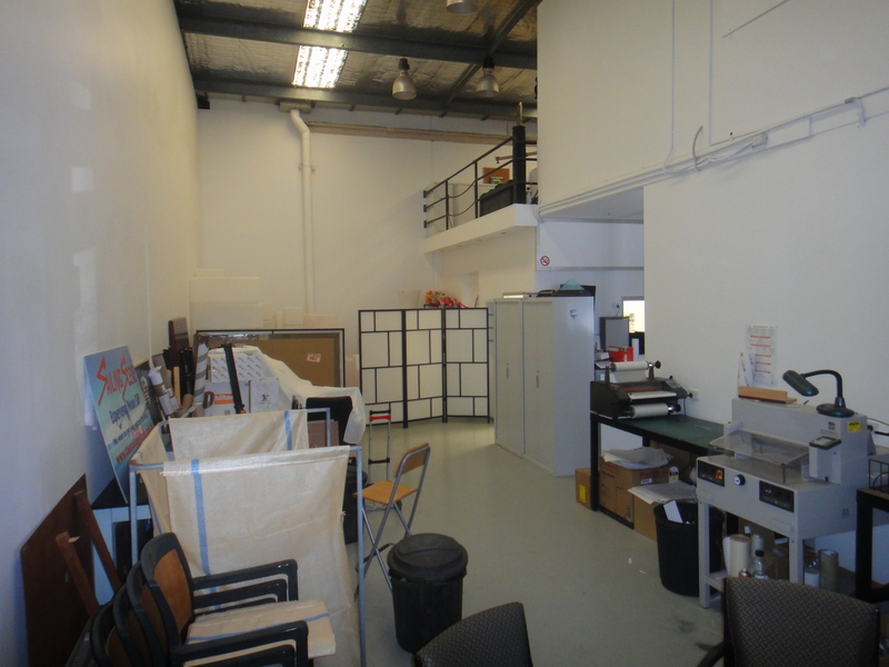 Warehouse unit on Darley Street
