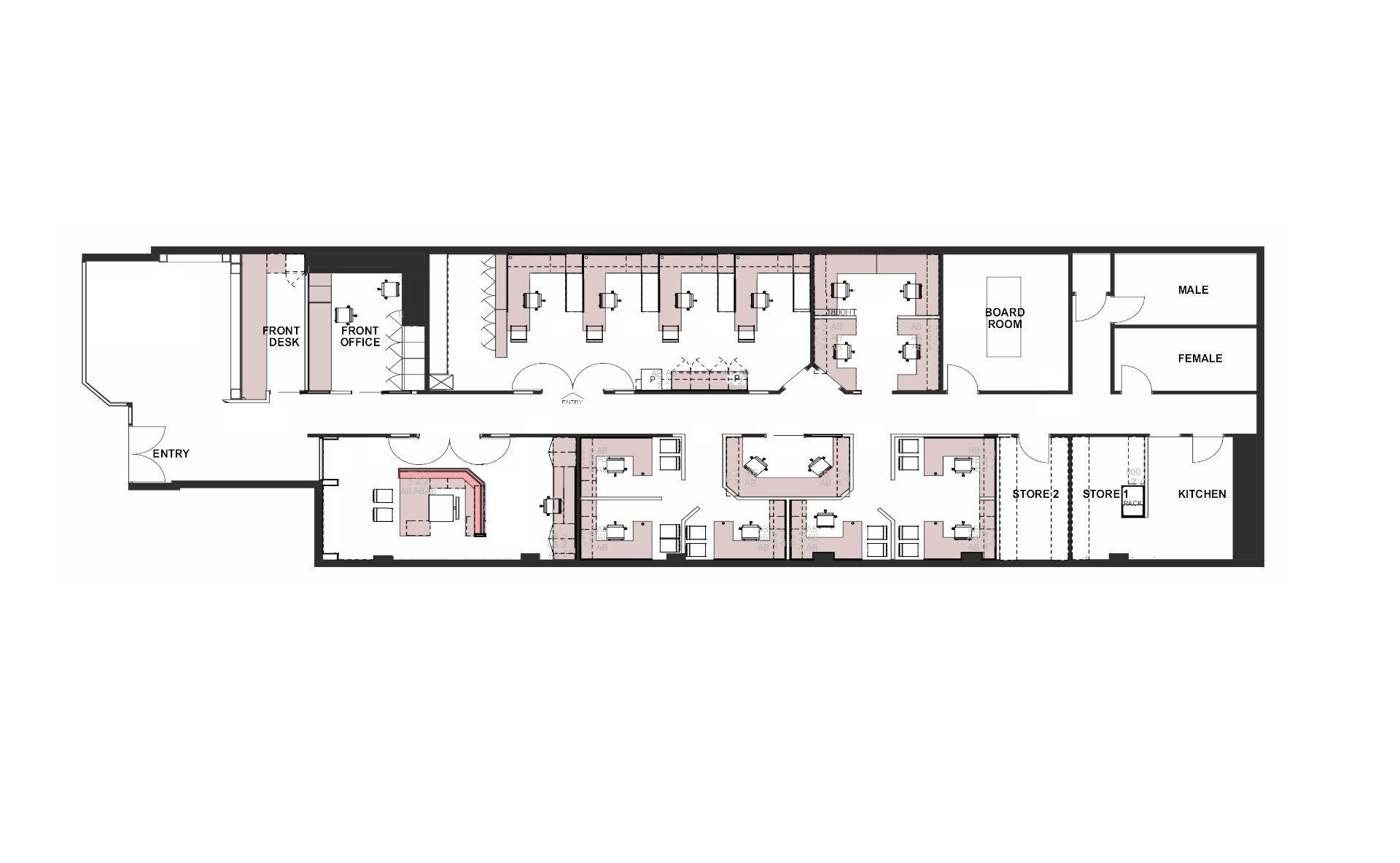 Premium Ground Floor - 275 sqm