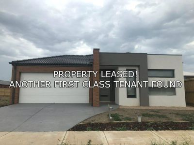 FIRST CLASS TENANT WANTED! Brand New Four Bedroom Home!