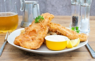 6 Days Fish & Chips with Accommodation – Ref: 19531