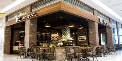 National Franchise café/ dessert chain, 'Oliver Brown'
