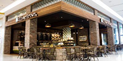 National Franchise café/ dessert chain, 'Oliver Brown'