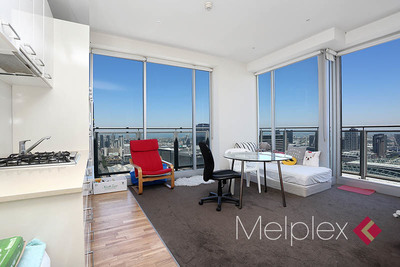 3601/288 Spencer Street, Melbourne