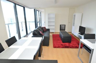 City Point, 18th floor - FULLY FURNISHED: Trendy City Apartment! L/B