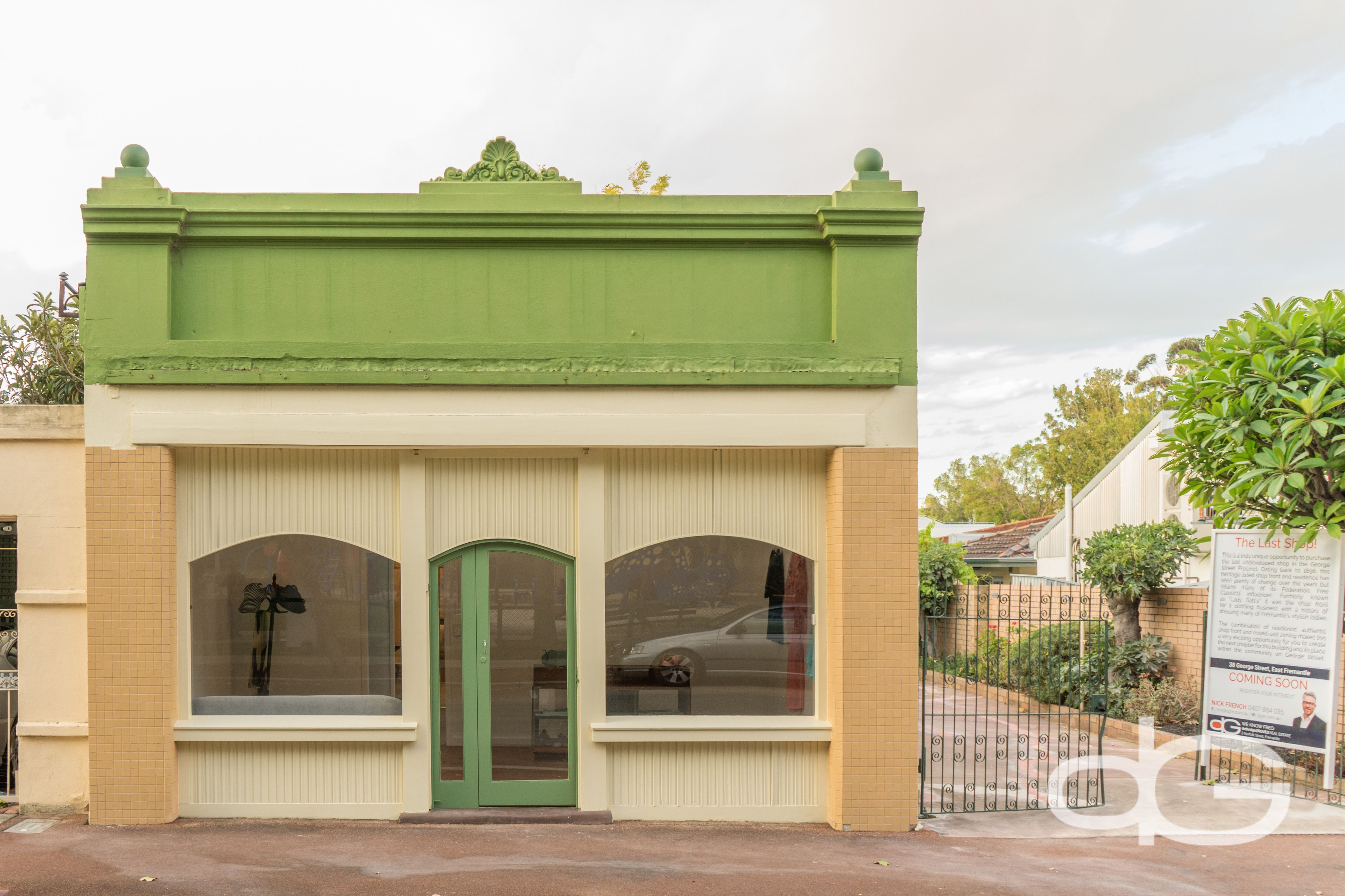Sold property: 38 George Street - East Fremantle , WA 6158