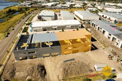 Brand new tilt panel office warehouse, street frontage
