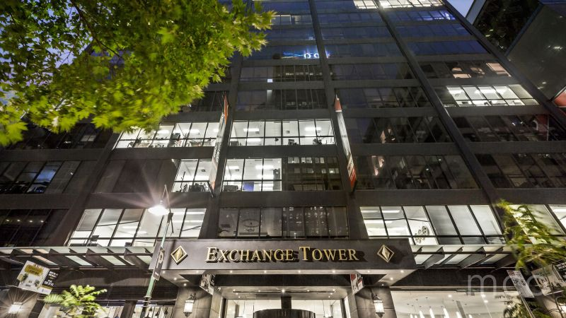 Rare leasing opportunity with dedicated boardroom at the iconic Exchange Tower