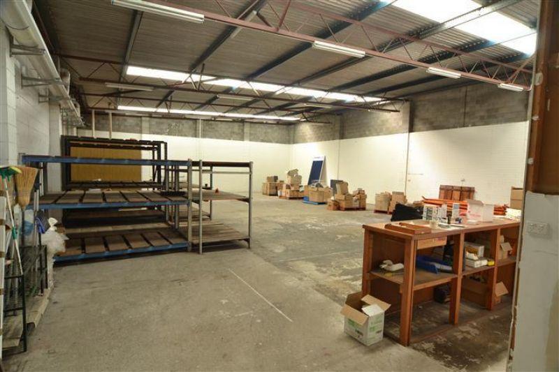 Inner-City Warehouse
