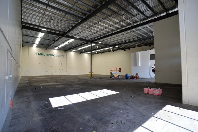 1,200sqm Freestanding Warehouse With Upgraded Power