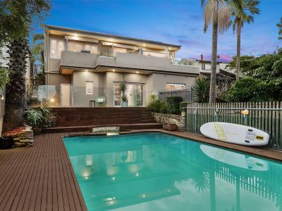 An impressive family entertainer with exquisite views.