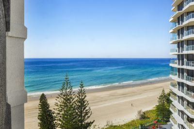 Absolute Beachfront furnished apartment