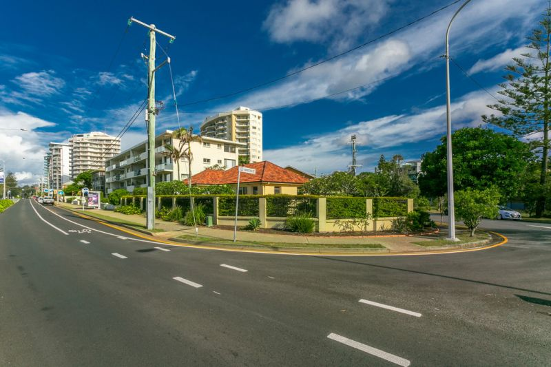 Beach Front Commercial Development Site