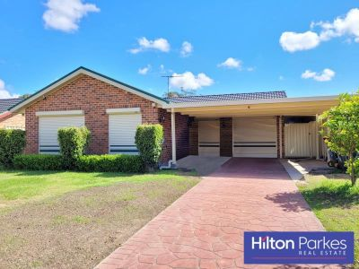 Five Bedroom Home In A Great Location!