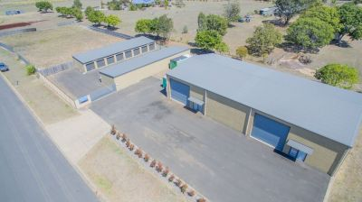 16 x STORAGE SHEDS + PLUS HUGE SHED  – TOTAL 728M2 UNDER ROOF! PRIME LOCATION – PERFECT INVESTMENT OR SUPERANNUATION PROPOSITION….