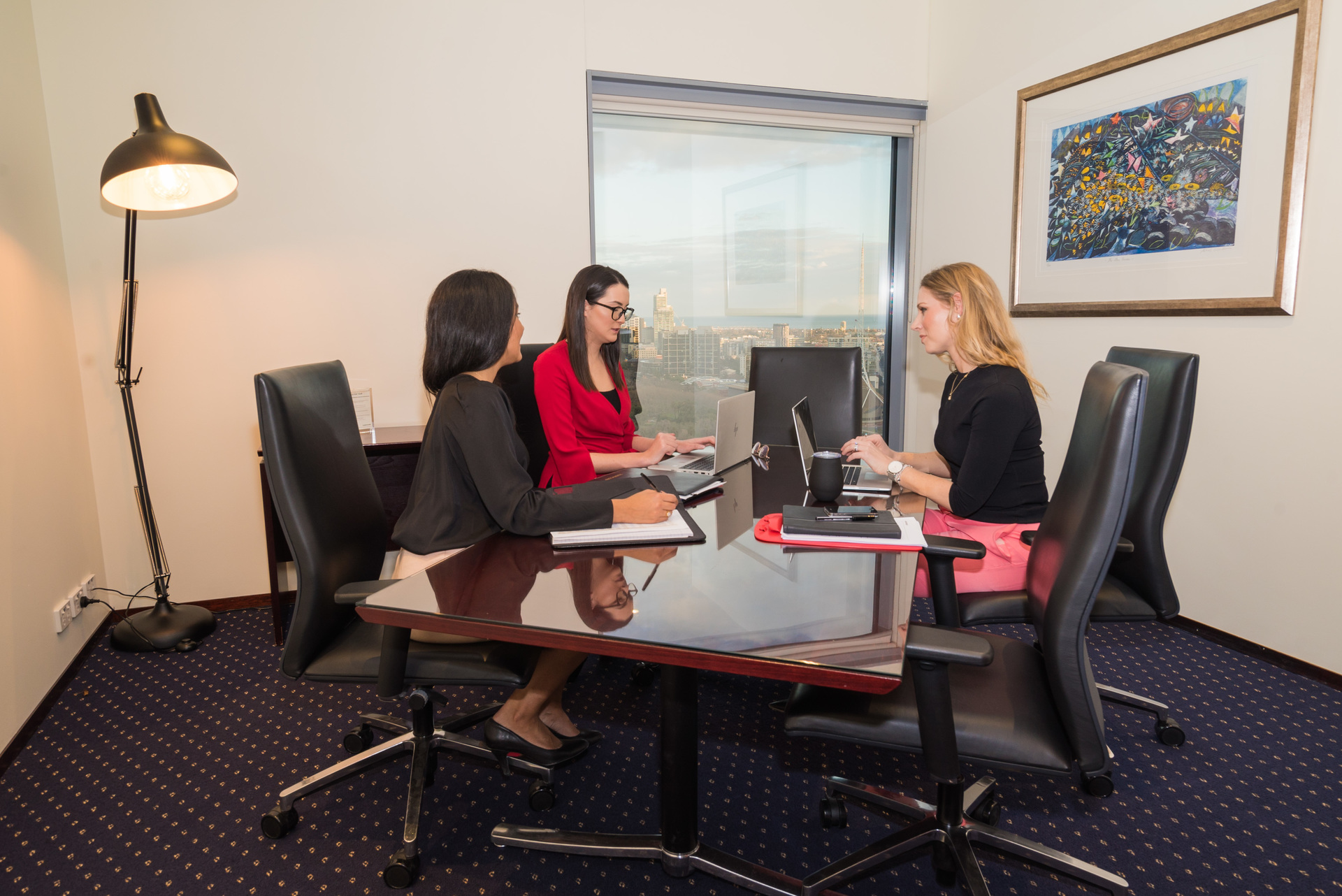 Impressive 2-person executive office based in the heart of Adelaide's CBD
