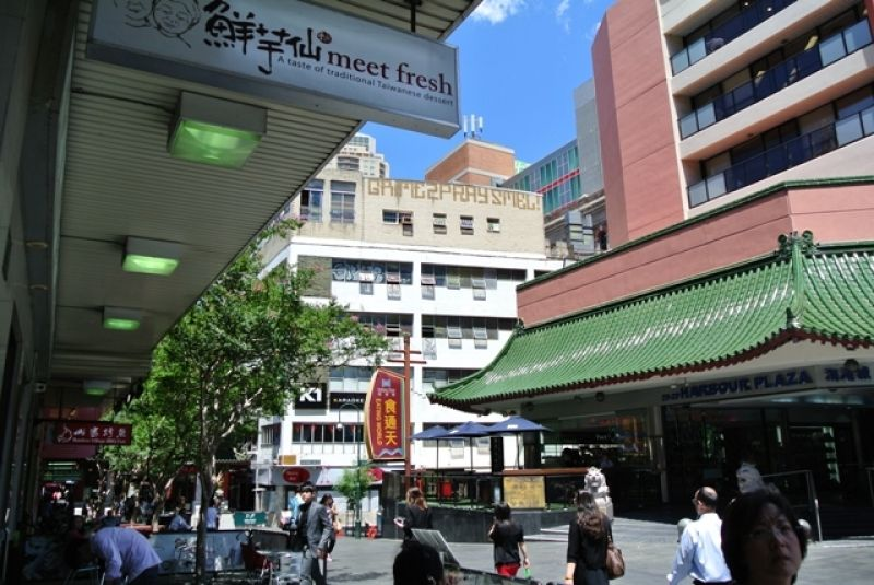 49m2 Chinatown Shop for Lease!