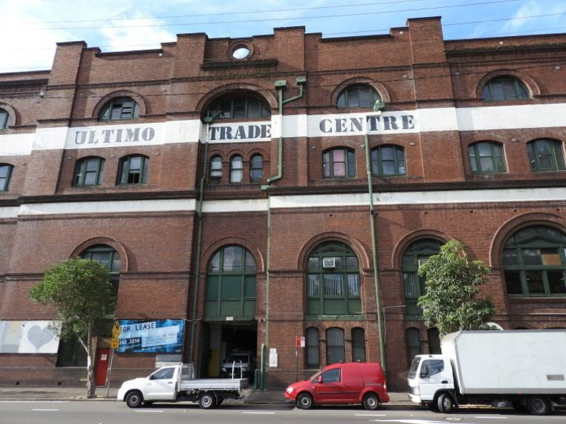 Industrial Space in Ultimo!
