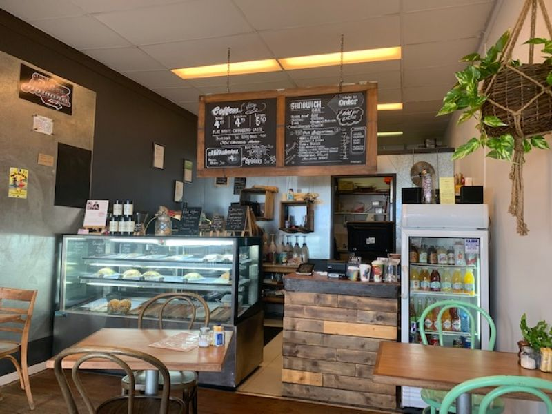 High Exposure Deli/Cafe Space For Lease   Nambour CBD