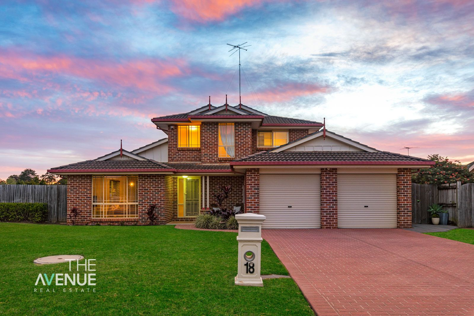 18 Bindon Place, Kellyville NSW 2155